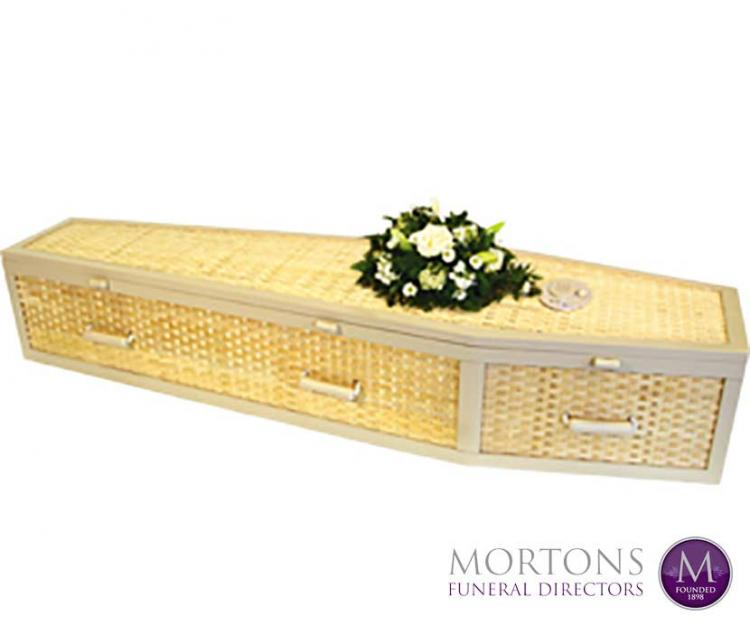 Mortons confins made from natural materials