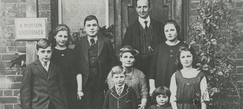 The history of Mortons Funeral Directors Birmingham