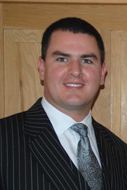 Adrian Cant, Funeral Director, Mortons Funeral Directors