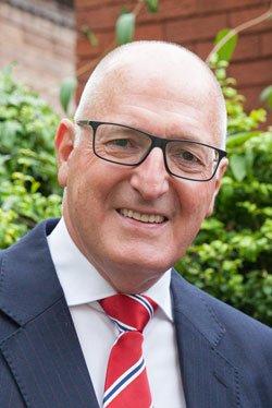 Derek Case, Company Chairman, Mortons Funeral Directors