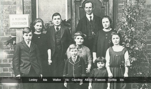 The Morton family
