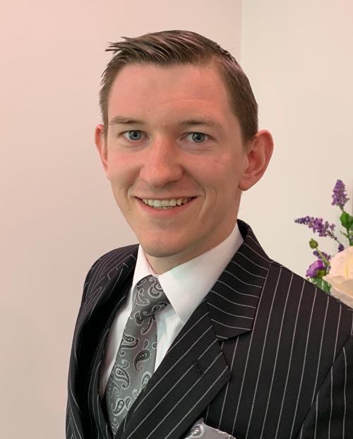 James Taylor, Prepayment Funeral Plan Co-Ordinator, Mortons Funeral Directors
