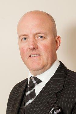 Mike Bennett, Funeral Director, Mortons Funeral Directors