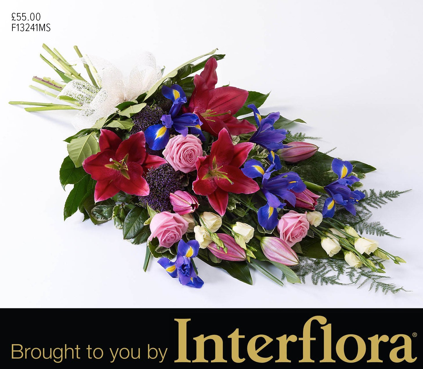 Mortons flower sheaves brought to you by Interflora